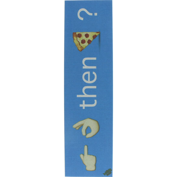 "Pizza Skateboards MOB Emoji Griptape - 9"" x 33"""