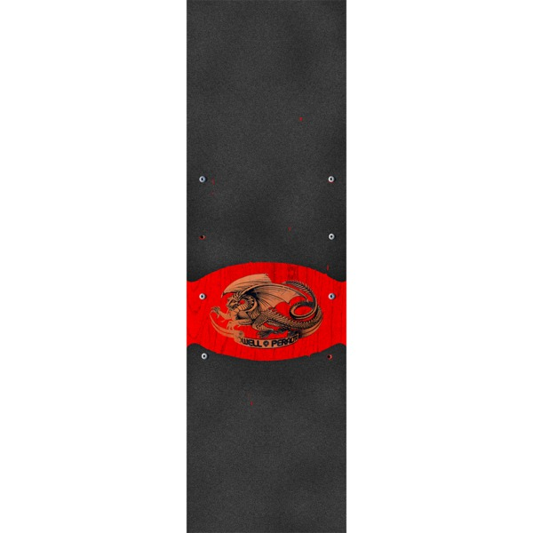 "Powell Peralta Oval Dragon Griptape - 9"" x 33"""