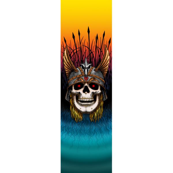 "Powell Peralta Wide Anderson Skull Griptape - 10.5"" x 33"""