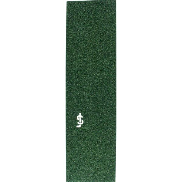 "Shake Junt Magic Carpet Ride Green Griptape - 9"" x 33"""