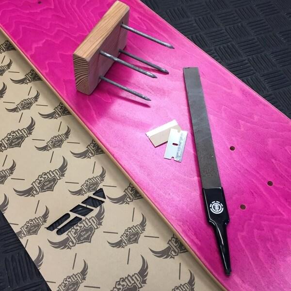 Professionally Grip My Board