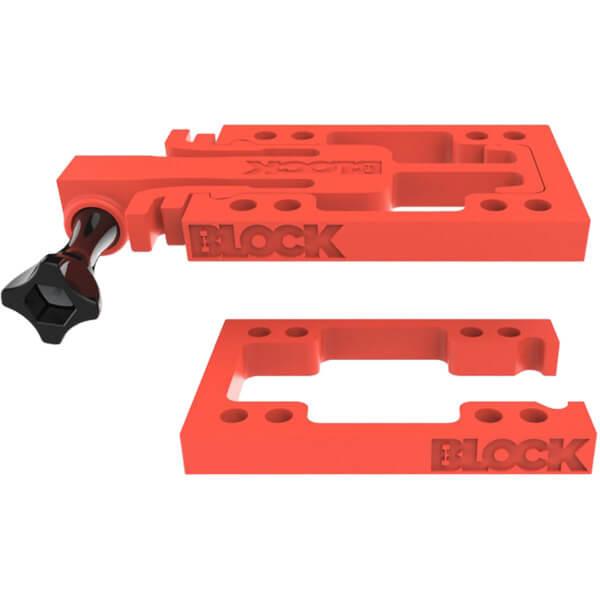 Block Risers GoBLOCK Red Riser Kit - GoPro Mount & Universal Risers