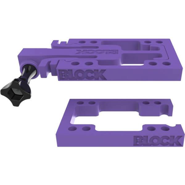 Block Risers GoBLOCK Purple Riser Kit - GoPro Mount & Universal Risers