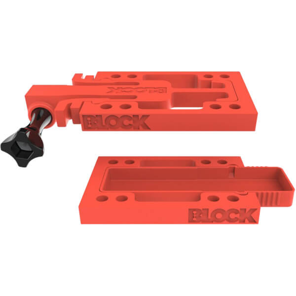 Block Risers GoStash Combo Red Riser Kit