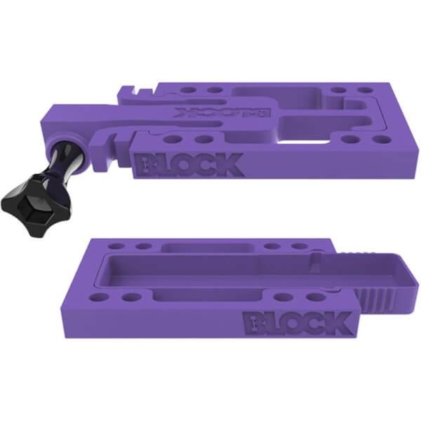 Block Risers GoStash Combo Purple Riser Kit