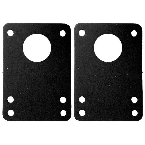 Dooks Silencer Black Anti Vibration Gasket - Set of Two (2)