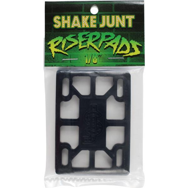 "Shake Junt Black Riser Pads - Set of Two (2) - 1/8"""