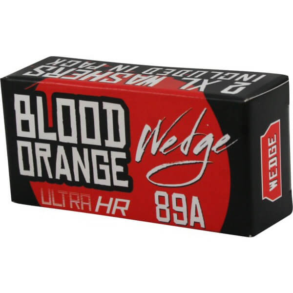 Blood Orange Wedge Bushing Set