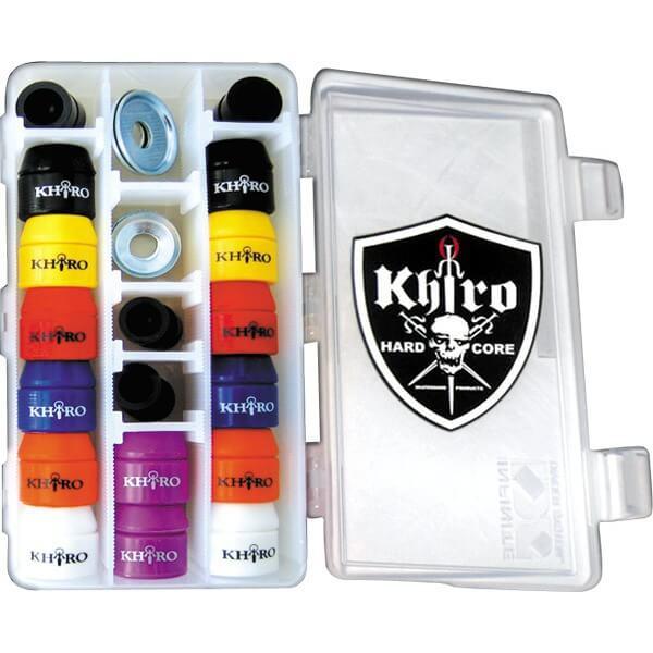 Khiro Standard Barrel Skateboard Bushing Kit