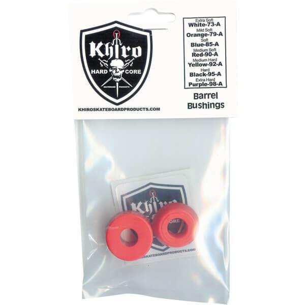 Khiro Barrel Medium Soft Bushings