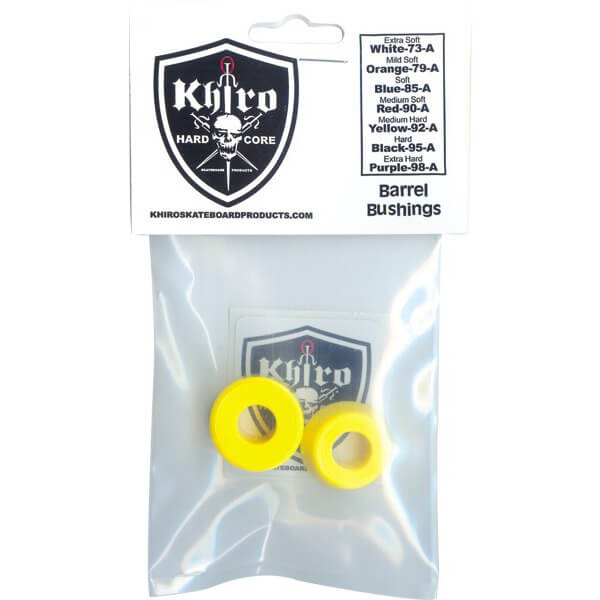 Khiro Barrel Medium Hard Bushings