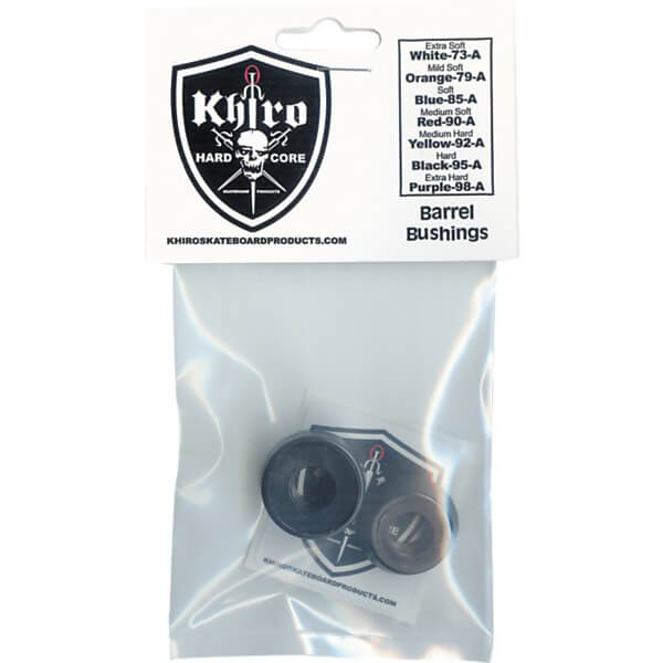 Khiro Barrel Hard Bushings