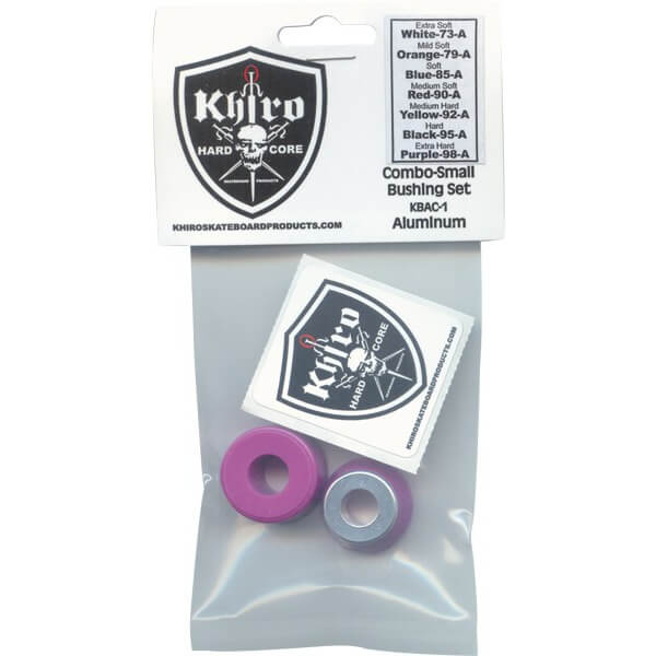 Khiro Small-Insert / Large-Barrel Bushings