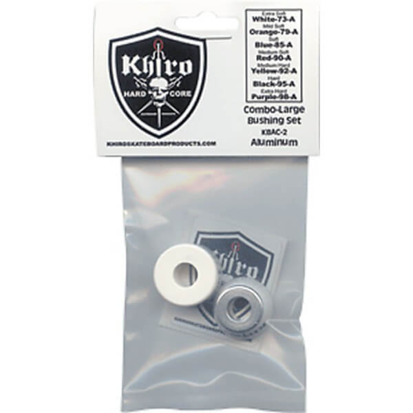 Khiro Large-Insert / Large-Barrel Bushings