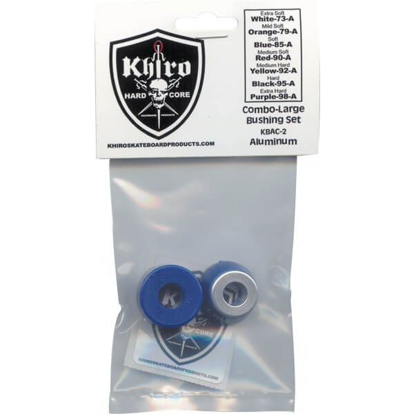Khiro Large Insert with Large Barrel Bushings