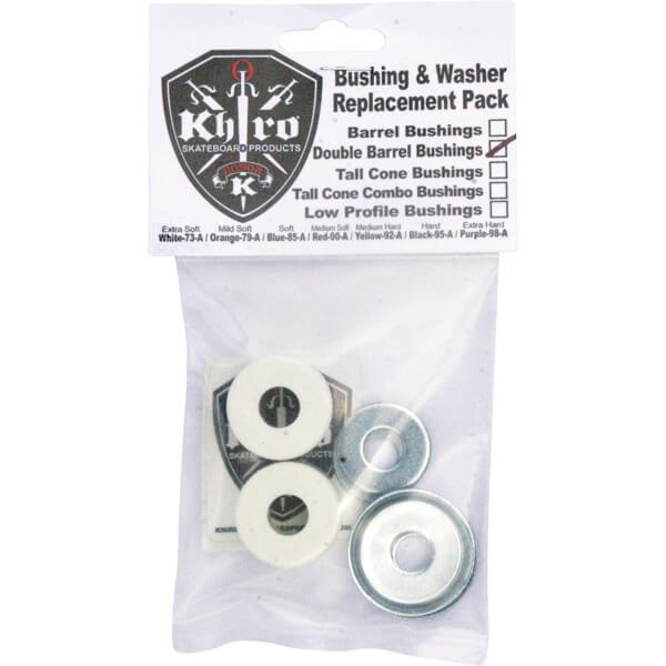 Khiro Double Barrel Extra Soft Bushings