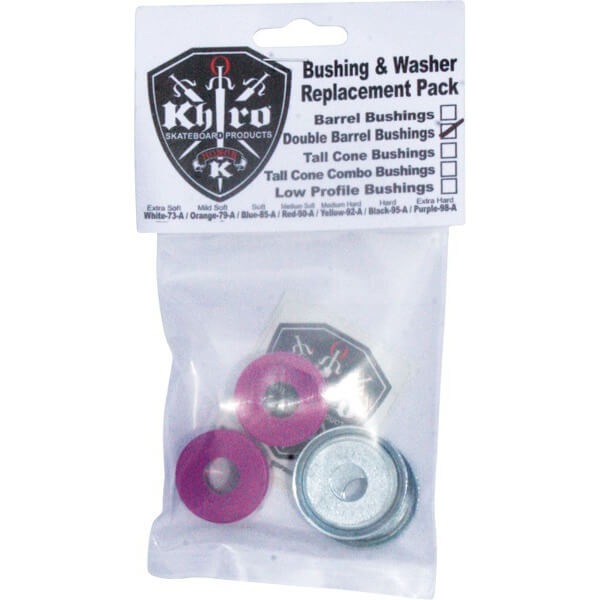 Khiro Double Barrel Extra Hard Bushings