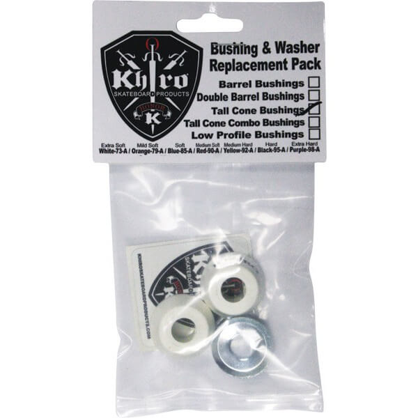 Khiro Tall Cone Extra Soft Bushings