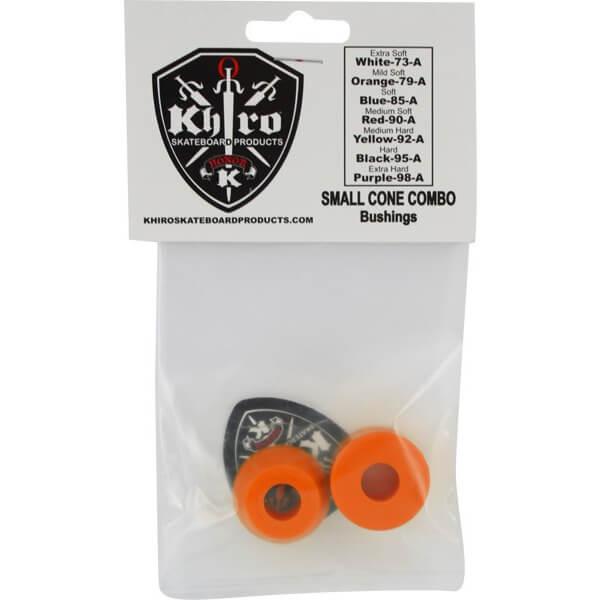 Khiro Small Cone Mid Soft Bushings