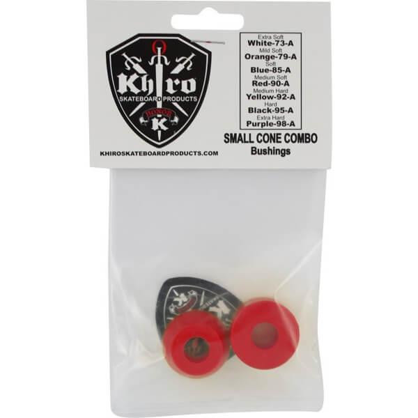 Khiro Small Cone Medium Soft Bushings