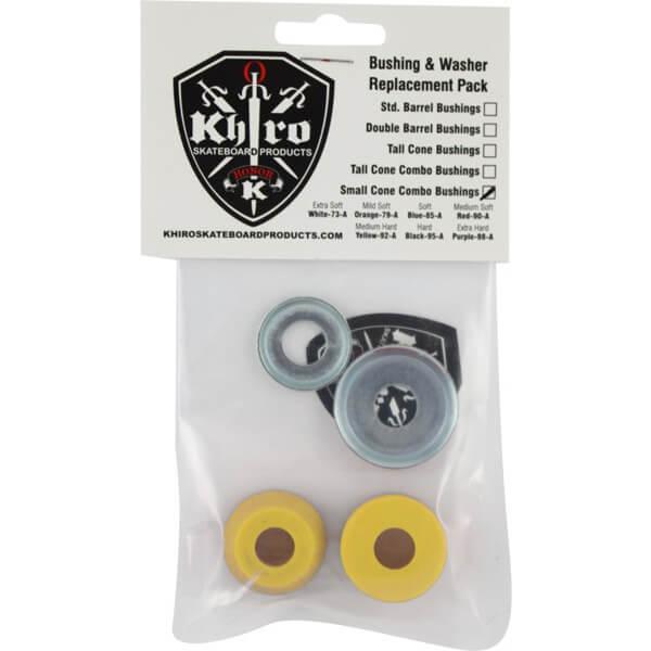 Khiro Small Cone Medium Hard Bushings