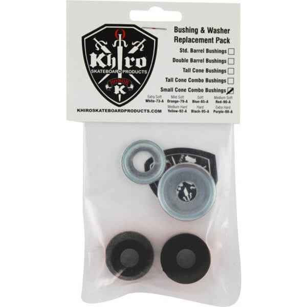 Khiro Small Cone Hard Bushings