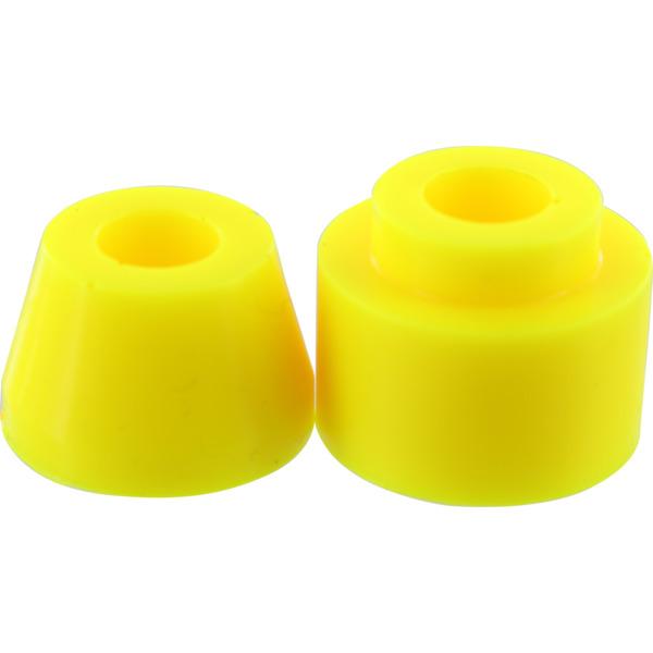 Venom Caliber Plug+Cone Yellow Skateboard Bushings - 85a