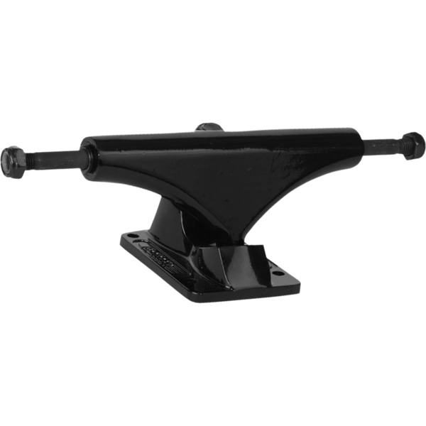 "Bullet Skateboards 145mm Black Skateboard Trucks - 5.0"" Hanger 7.62"" Axle (Set of 2)"