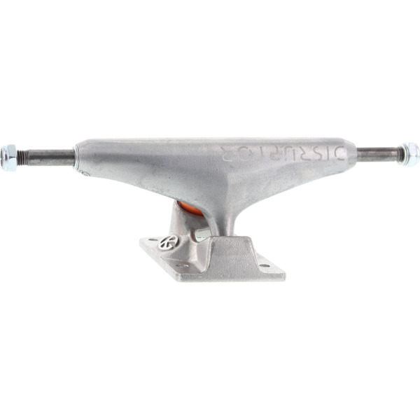 "Grind King Truck Co. Disruptor Raw Skateboard Trucks - 5.5"" Hanger 8.0"" Axle (Set of 2)"