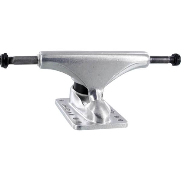 "Gullwing Trucks 7"" Mission Polished Skateboard Trucks - 4.25"" Hanger 7.0"" Axle (Set of 2)"