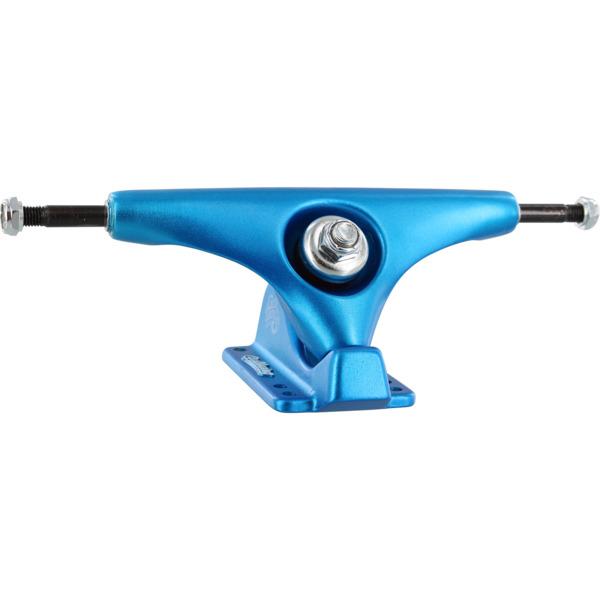 """Gullwing Trucks 9"""" Charger Blue Skateboard Trucks - 6.25"""" Hanger 9.0"""" Axle (Set of 2)"""