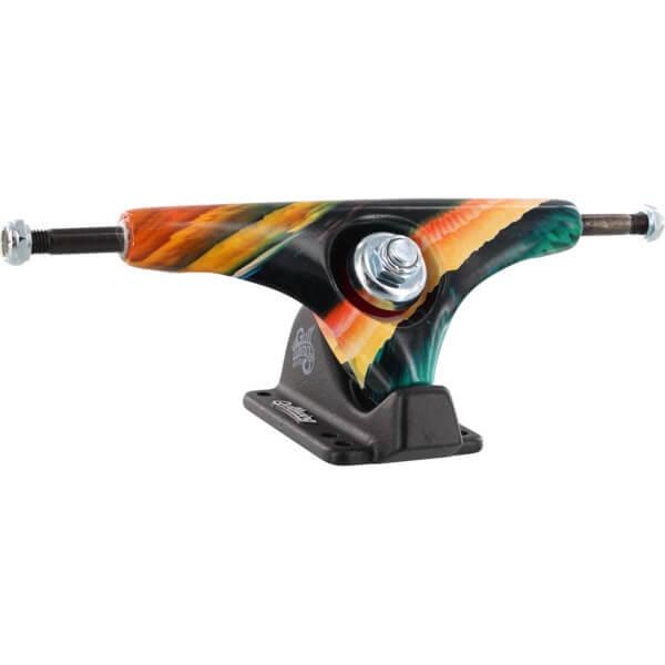 """Gullwing Trucks 9.0"""" Charger Spectrum Skateboard Reverse Kingpin Trucks - 6.25"""" Hanger 9.0"""" Axle (Set of 2)"""