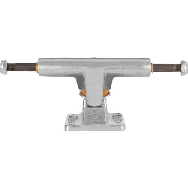 "Independent Stage 11 - 109mm T-Hanger Standard Silver Skateboard Trucks - 4.29"" Hanger 7.0"" Axle (Set of 2)"