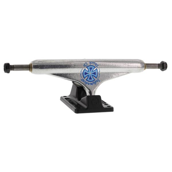 "Independent Milton Martinez Stage 11 - 149mm Standard Silver / Black Skateboard Trucks - 5.87"" Hanger 8.5"" Axle (Set of 2)"