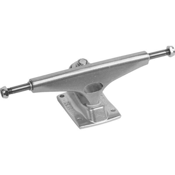 "Krux Trucks Standard Silver Polished Skateboard Trucks - 5.625"" Hanger 8.25"" Axle (Set of 2)"