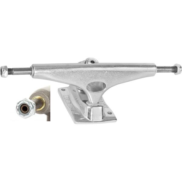 "Krux Trucks Standard DLK Hollow Polished Silver Skateboard Trucks - 5.625"" Hanger 8.25"" Axle (Set of 2)"