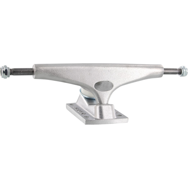 "Krux Trucks Standard Silver Polished Skateboard Trucks - 6.5"" Hanger 9.0"" Axle (Set of 2)"