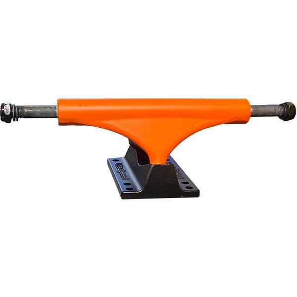 "Litezpeed Orange Skateboard Trucks - 5.25"" Hanger 8.0"" Axle (Set of 2)"