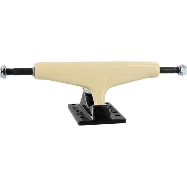 """Tensor Trucks Mag Light Primer Quicksand / Black Skateboard Trucks - 5.5"""" Hanger 8.25"""" Axle (Set of 2)"""