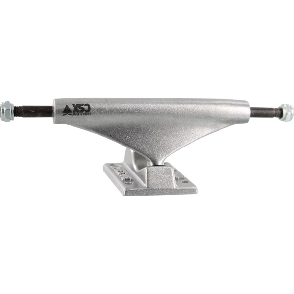 "Theeve CSX Hollow Raw Skateboard Trucks - 5.5"" Hanger 8.25"" Axle (Set of 2)"
