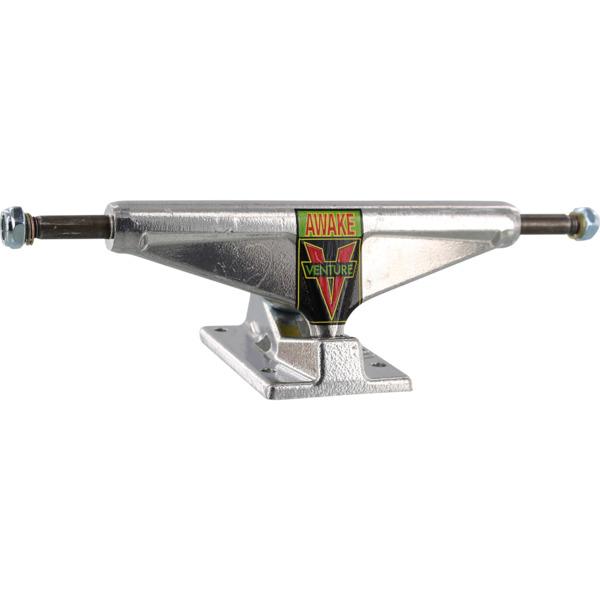 """Venture Trucks Andrew Wilson Awake LTD Team Edition High Polished Skateboard Trucks - 5.8"""" Hanger 8.5"""" Axle (Set of 2)"""