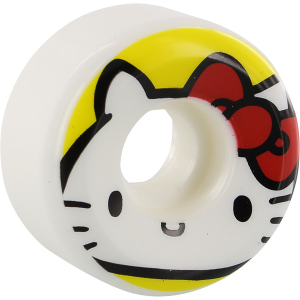 Girl Skateboards Hello Kitty 45 Sanrio Skateboard Wheels - 52mm 99a (Set of 4)