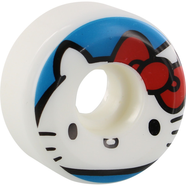 Girl Skateboards Hello Kitty 45 Sanrio Skateboard Wheels - 54mm 99a (Set of 4)