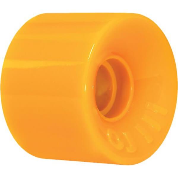 OJ Wheels Mini Hot Juice Orange Skateboard Wheels - 55mm 78a (Set of 4)