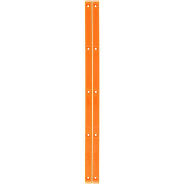 Enjoi Skateboards Tummy Sticks Orange Skateboard Board Rails