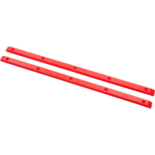 Powell Peralta Rib Bones Red Skateboard Board Rails