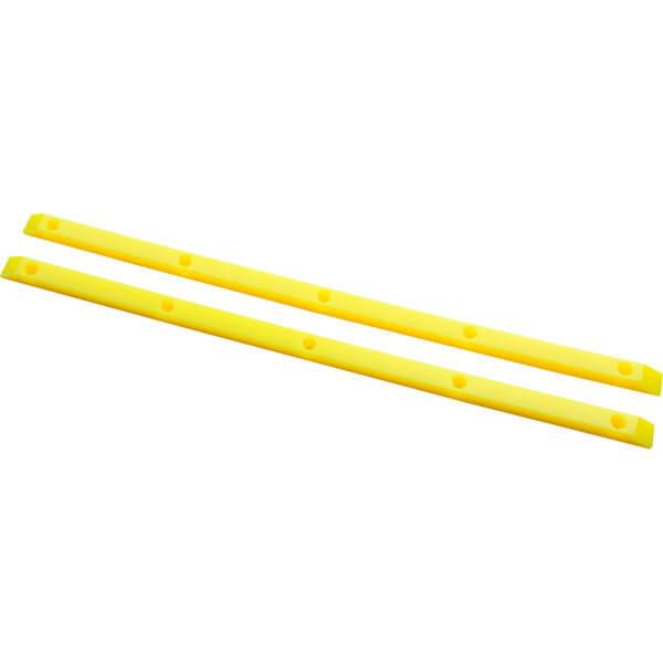 Powell Peralta Rib Bones Yellow Skateboard Board Rails