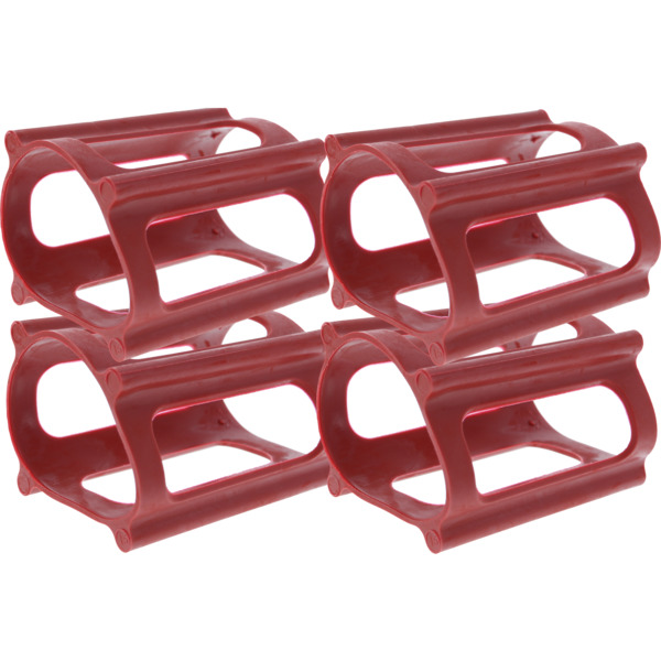 Skater Trainer The Original Red 4 Piece 2.0 Skateboarding Trainer