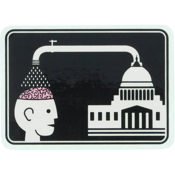 Alien Workshop Brainwash Skate Sticker