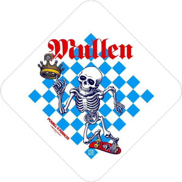 Bones Brigade Mullen Sticker